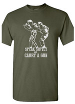 T-Shirt Speak Softly (female)