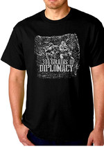 T-Shirt 300 Grains of Diplomacy (female)